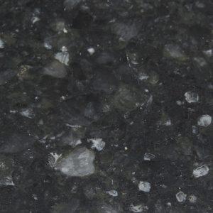 Hanstone Quartz RS306 Black Coral